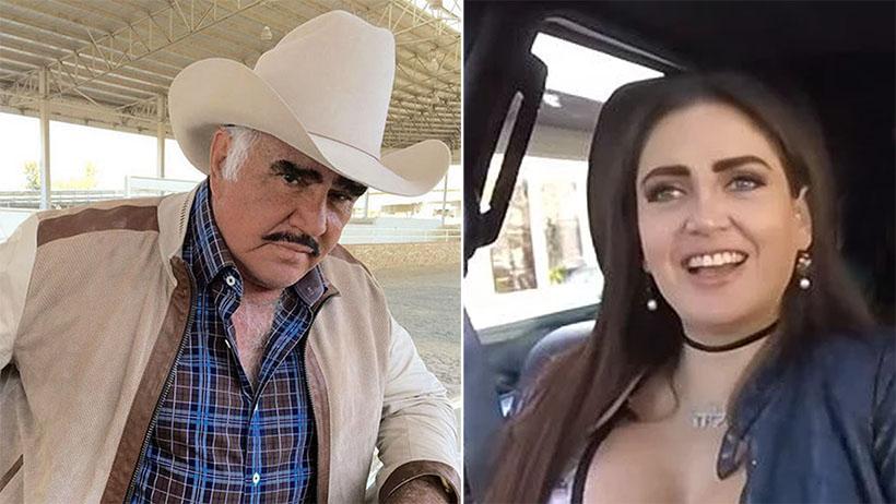 Vicente Fernández pide que le trasplanten el hígado de Celia Lora
