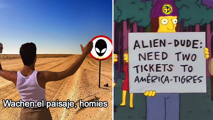 20 alienígenas memes que nos ha dejado la visita al Área 51