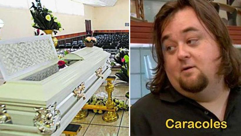 Típico que ya estaban por enterrarte pero resulta que sigues vivito y coleando