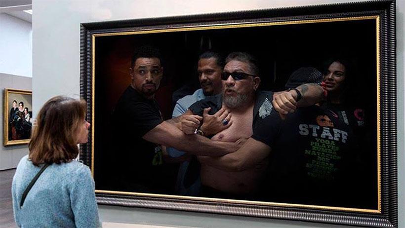 Escena de Carlos Trejo será exhibida en el museo de arte