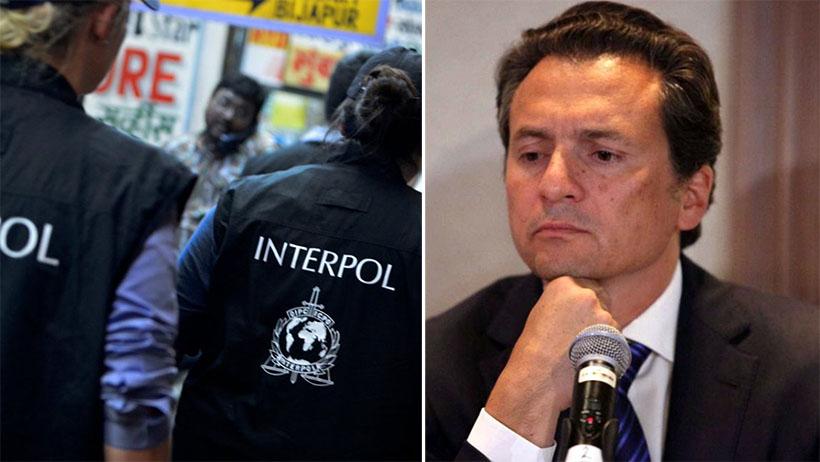 Llegamos por la madre de Lozoya, pero descubrimos que no tiene: Interpol