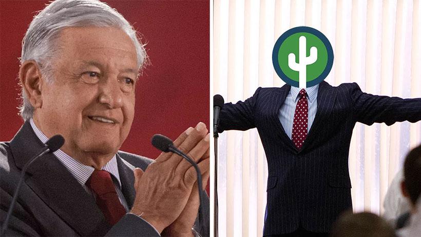 Tras declaraciones de AMLO, El Deforma será nuevo director de Notimex
