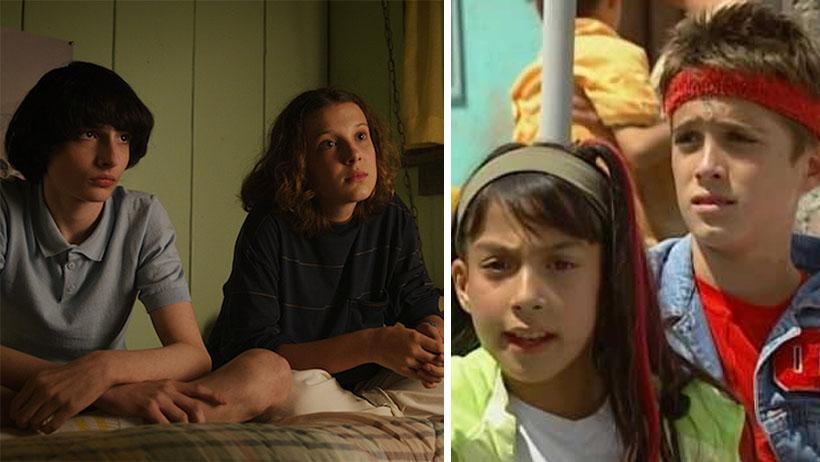 Telenovela de dramas adolescentes se hace pasar por serie de suspenso