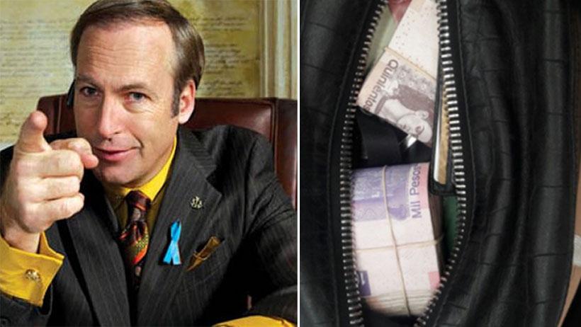 Por ser Día del Abogado, clientes deberán depositarles 15 mil pesos para agilizar trámites