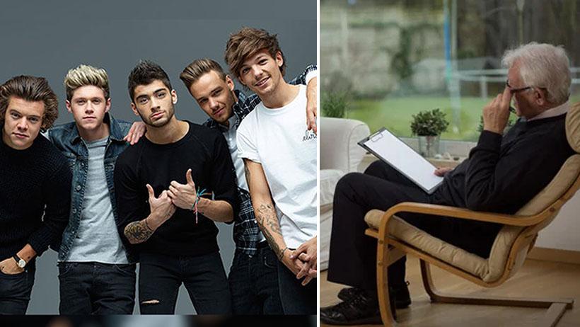 Fans de One Direction que aún lloren su separación recibirán tratamiento psicológico