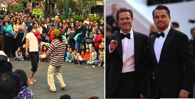 Actores de barrio acusan brecha salarial con sueldos de los actores de Hollywood