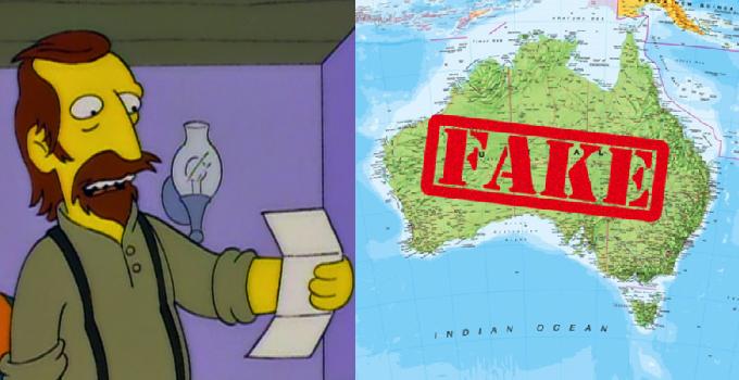 La última de los terraplanistas: ahora dicen que Australia no existe y sus habitantes son actores