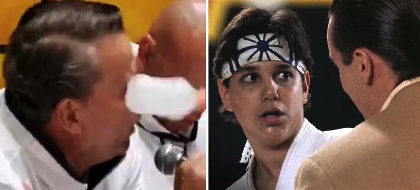 Instructores de karate se dicen temerosos de decir qué cinta son por miedo a botellazo en el hocico