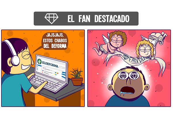 El Fan Destacado