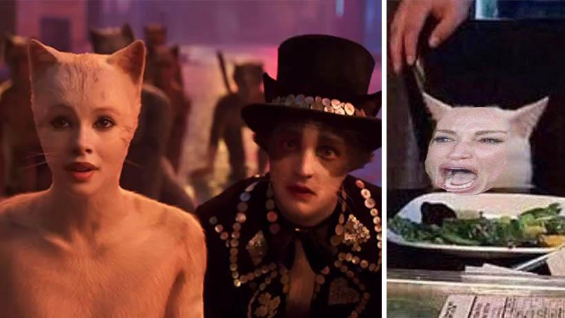 Este es el nuevo tráiler de Cats que está matando de miedo y risa al Internet