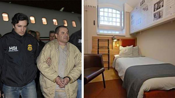 Te damos un tour por la prisión en la que vivirá el Chapo el resto de su vida
