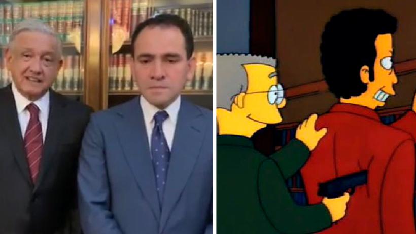 Momento exacto en que AMLO nombra a Arturo Herrera como Secretario de Hacienda