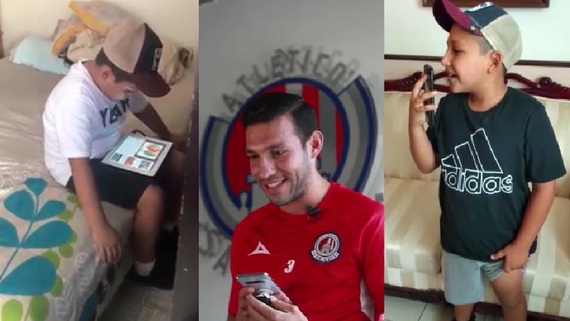 Clásico que eres fan del himno de la Liga MX y el San Luis te da una sorpresa