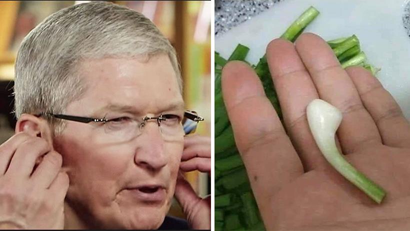 Apple anuncia línea de productos veganos, habrá airpods comestibles