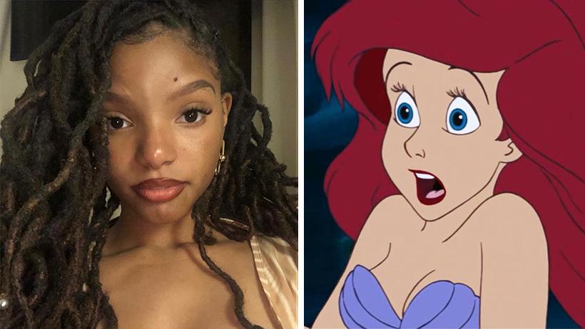 Disney ya eligió a su Sirenita para el live-action y el internet entró en shock
