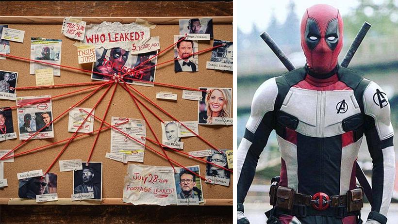 Deadpool podría unirse pronto a los Avengers y así nos puso a pensar Ryan Reynolds