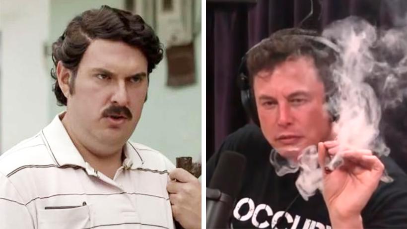 La familia de Pablo Escobar cachó a Elon Musk robándoles y lo quieren demandar