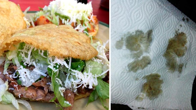 Nutriólogos aseguran que quitarle la grasa con una servilleta a la comida no cuenta como dieta