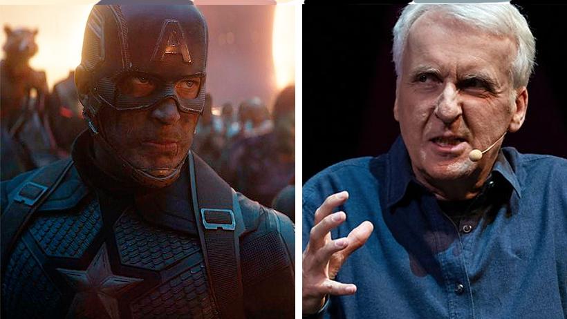 Así fue como James Cameron reaccionó al enterarse que Avengers superó a Avatar en taquilla