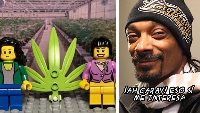 LEGO podría salvar al mundo cambiando el plástico por esta mágica plantita en sus cubitos