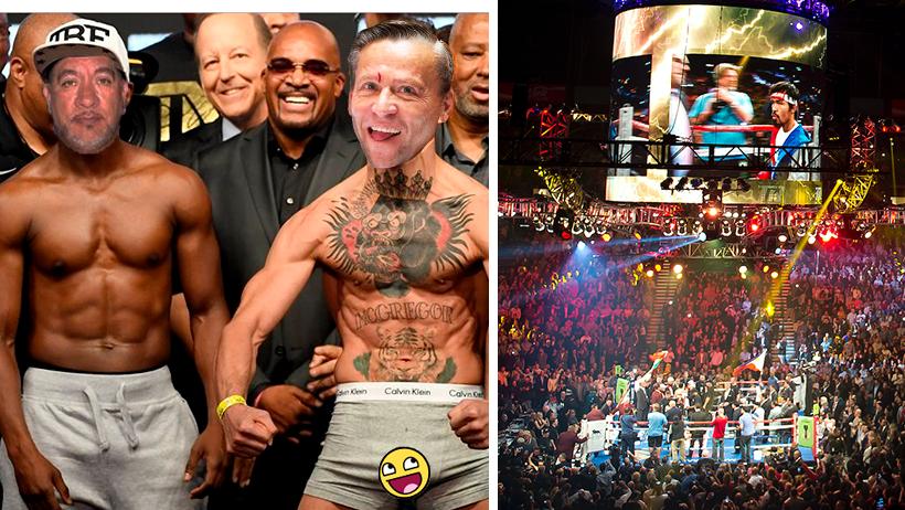 Federación de Lucha busca que Adame y Carlos Trejo peleen en el MGM de Las Vegas