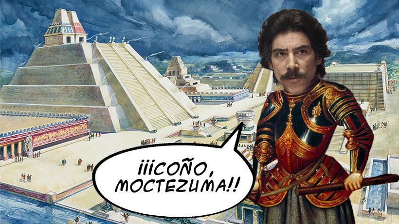 Clásico que no te bastó con arruinarle la vida a LuisMi, ahora vas por Tenochtitlán
