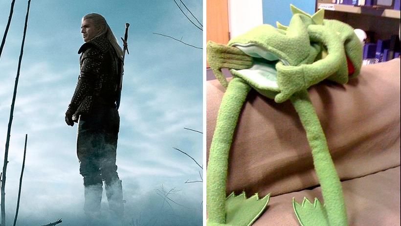 Así se ve Henry Cavill en The Witcher y a muchos hombres les tembló su masculinidad