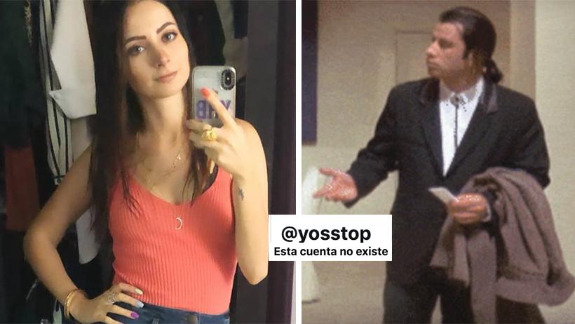 """YosStop no aguantó la presión social y ya se peló de las redes sociales en su """"yate"""""""