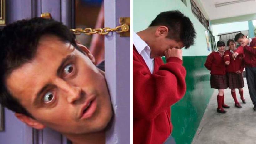 El 99.9 % de los fans de Friends sufrieron acoso escolar, revela estudio