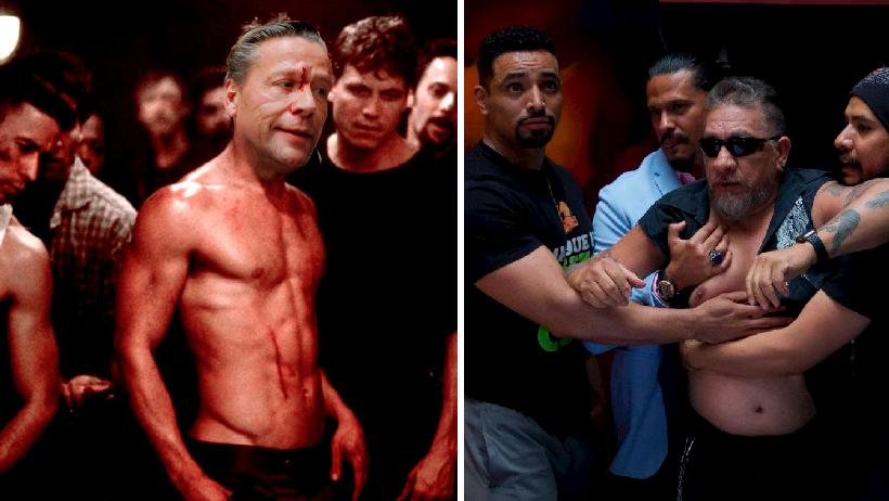 Las 10 reglas del club de la pelea de Carlos Trejo y Alfredo Adame