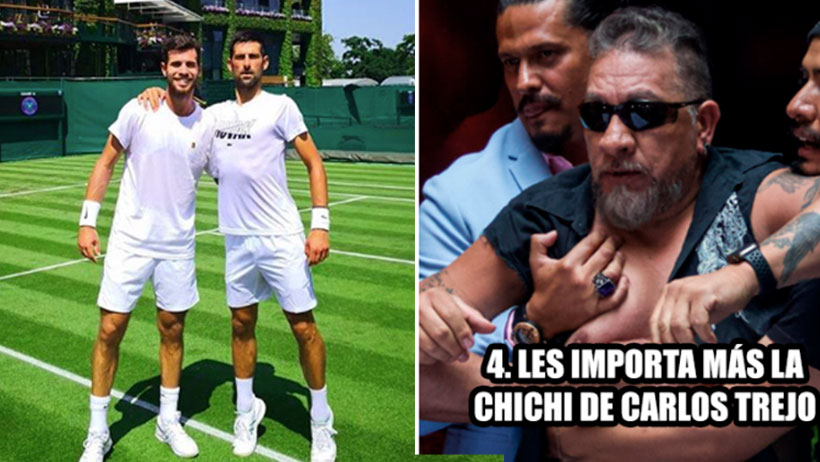 9 características de las personas que les vale un pepino el campeonato de Wimbledon