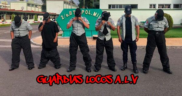 Integrantes de la Guardia Nacional lanzarán su propio disco de rap