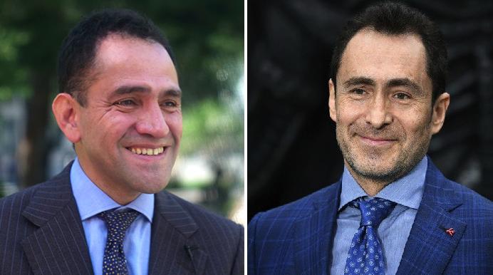 Nuevo secretario de Hacienda interpretará a Demián Bichir en película biográfica