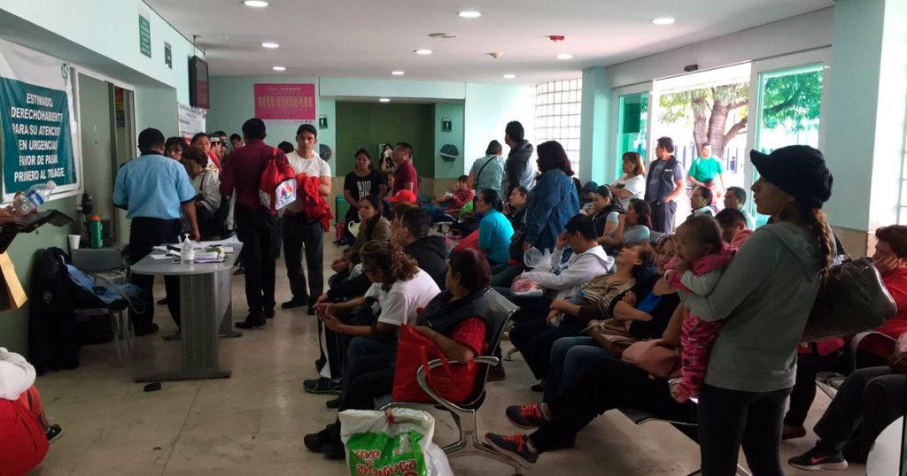 Salas de espera del IMSS ya califican como Co-Living: Gobierno