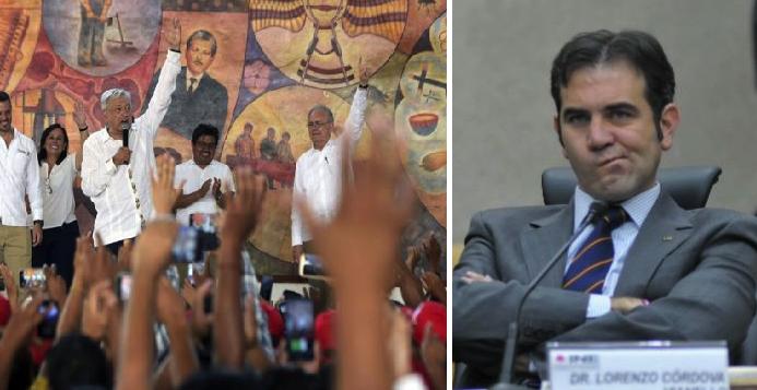 Morena desaparecerá el INE para crear el 'Instituto del pueblo sabio a mano alzada'