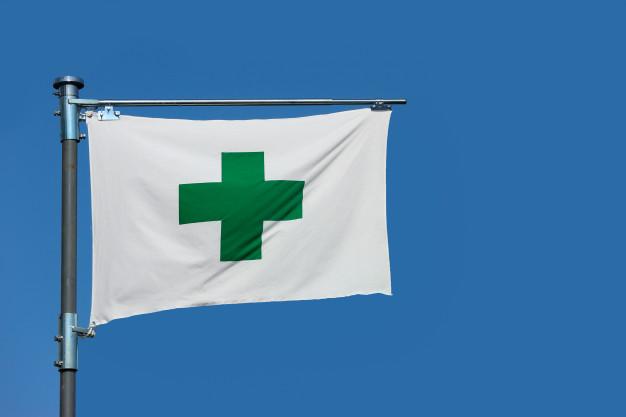 banderas jail bird modify verde