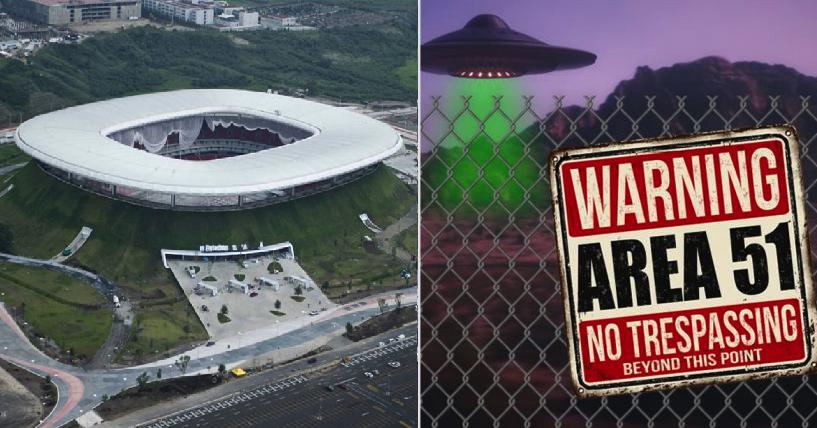 Chivas difunde el rumor que su estadio es el Área 51 para que se llene