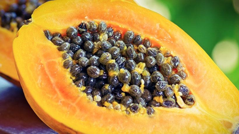 Declaran a la papaya como la fruta más asquerosa de todas