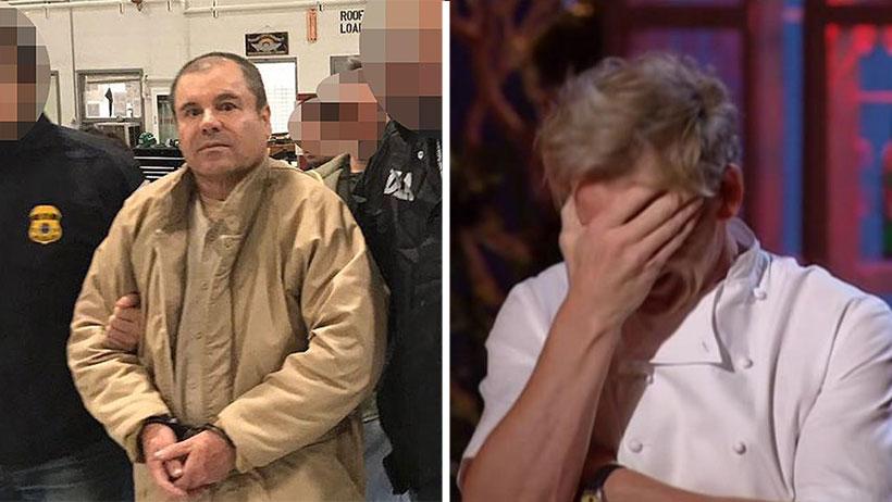 ¡Lo que faltaba! A horas de ser condenado a cadena perpetua, se desconoce el paradero de El Chapo