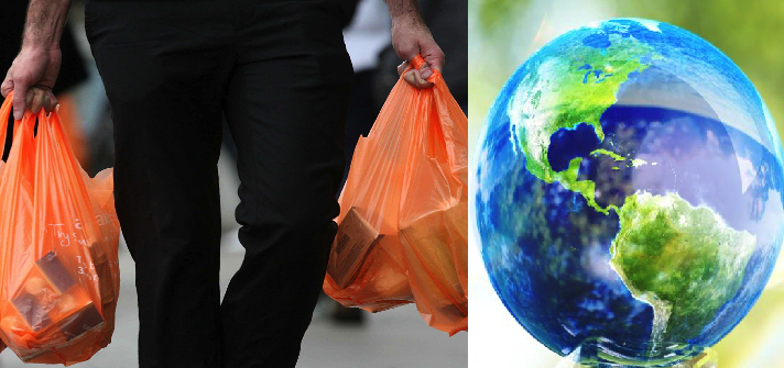 Estudio revela que el mundo está a una bolsa de plástico prohíbida de revertir el calentamiento global
