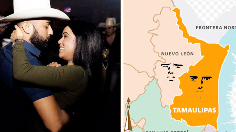 Tamaulipas da abrazo a su primo Nuevo León y ya están por casarse