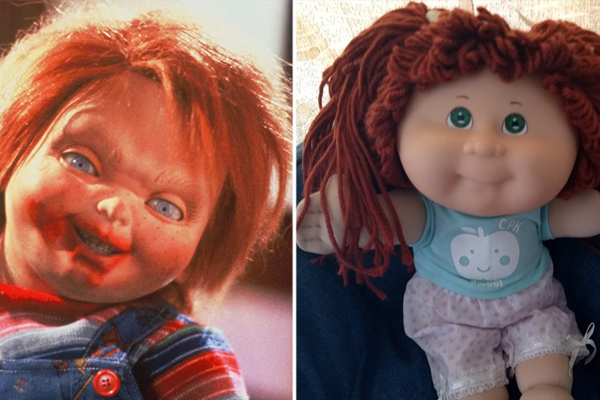 Chucky será interpretado por una Cabbage Patch en su próximo live-action