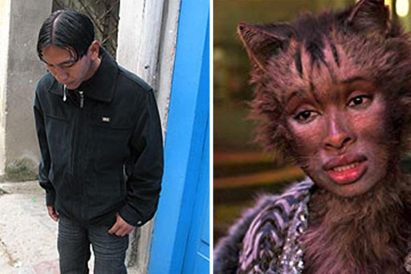 Personas que escupan en la calle formarán parte del elenco de Cats