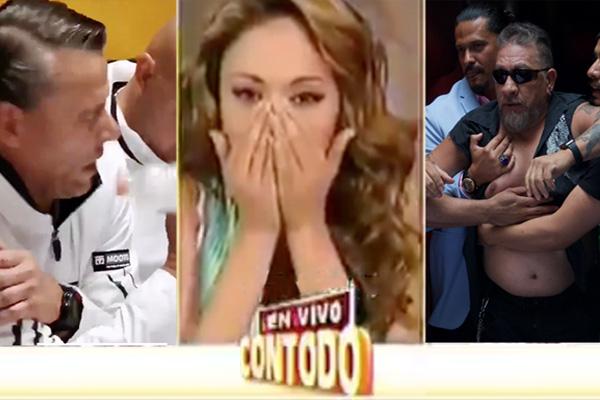 Televisa revive programa Con Todo para hacer cobertura especial del botellazo