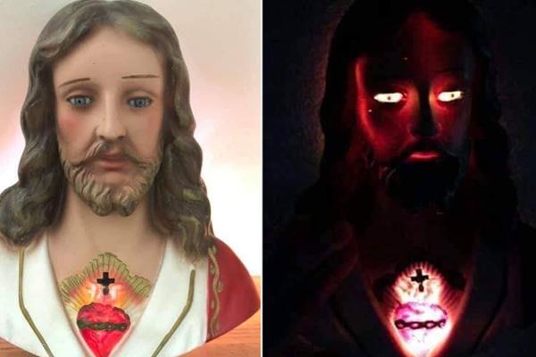 Todo lo que sabemos de la lámpara de Diosito anti-pecadores y dónde puedes conseguirla