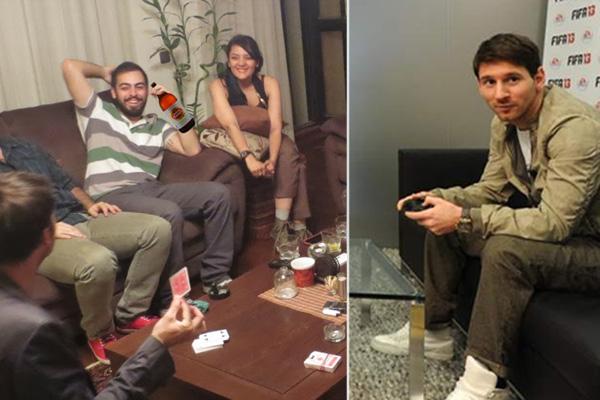 Marcha del Orgullo Hetero termina en casa mientras todos beben de la misma caguama y juegan FIFA