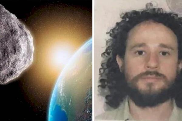 Misterioso youtuber compra el primer viaje al meteorito que se aproxima a la Tierra