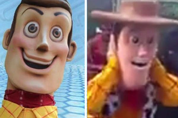 Botargas del vaquero Woody compuestas de 1% amigo fiel, 99% esquizofrenia: ESTUDIO