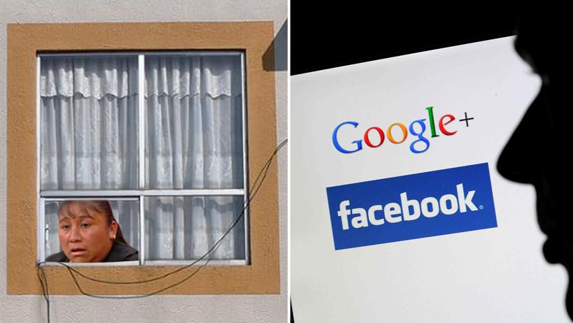 Google y Facebook se pelean la contratación de tu vecina la que siempre escucha todo