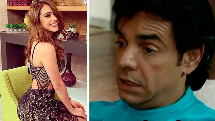 Ahora a Yanet Garcia le dicen 'Yanet P-Luche' por la ropa con la que se dejó ver